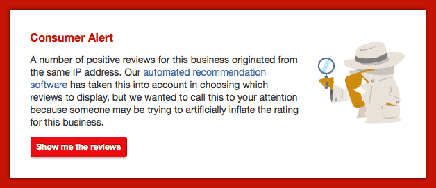 Yelp-Consumer-Alert-Notice-on-Fake-Reviews