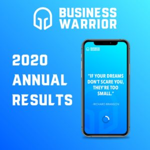 BZWR 2020 Annual Report